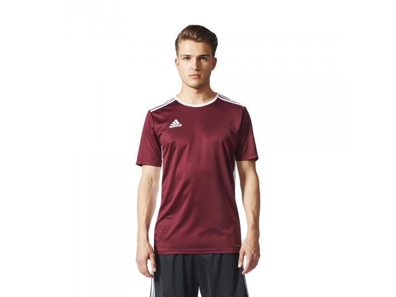 Discount adidas Men\'s Entrada 18 Jersey – Maroon authentic ...